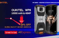 OUKITEL WP6, lo smartphone economico e avanzato sarà commercializzato il 20 Marzo