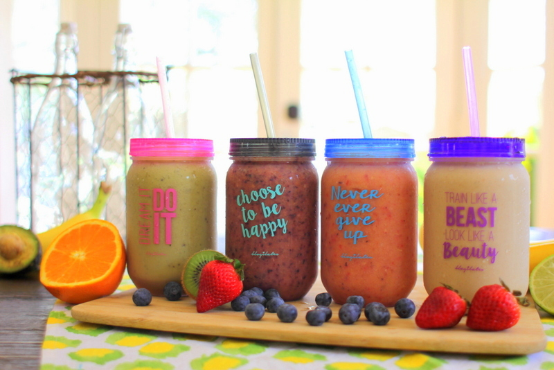High-Heeled Love: Weekly Round-Up - 4 Energizing Smoothies from Blogilates