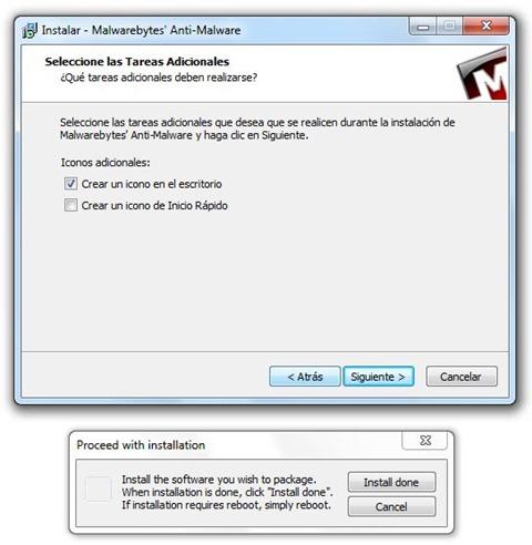 Cameyo - Instalación de software de ejemplo 7