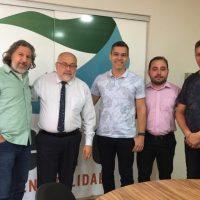 Dirigentes da Rede confirmam pré-candidatura de Jeisael à Prefeitura de São Luís