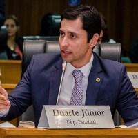 Duarte Júnior praticamente fora da sucessão na capital