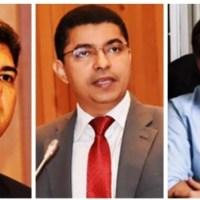 Pré-candidatos já consolidados miram alianças para as eleições