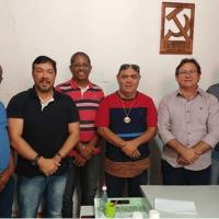 PCdoB filia Astro de Ogum e Rubens Junior ganha forte cabo eleitoral