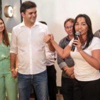 Partido Cidadania oficializa apoio a pré-candidatura de Rubens Júnior nesta sexta-feira