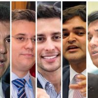 Na reta final para a realização das convenções candidatos tentam ampliar alianças