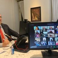 """""""Tutela militar, novo golpismo e proteção à vida são desafios da democracia brasileira"""", diz Flávio Dino"""