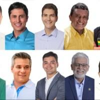 Dos dez candidatos, apenas quatro brigam pela Prefeitura de São Luís, apontam pesquisas