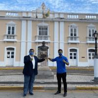 Apoio de Flávio Dino a Duarte Júnior preocupa grupo pró-Braide