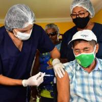Profissionais jovens da linha de frente estão fora do calendário de vacinação em São Luís