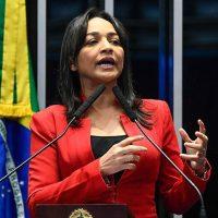 Eliziane articula criação de uma liderança da bancada feminina no Senado
