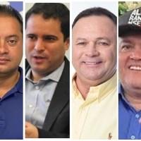 Pré-candidatos querem o apoio do MDB, mas temem levar junto rejeição a Roseana