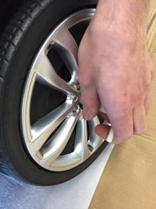 clé serrage X6 roue SUV électrique enfant
