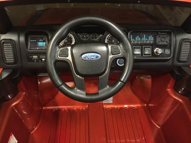 Ford Ranger 12 Volts peinture métallisée