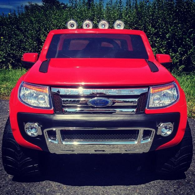 voiture électrique pour enfant Ford Ranger