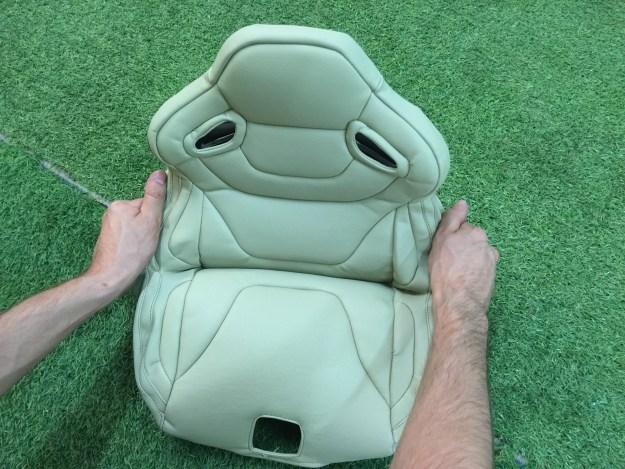 housse de siège de voiture électrique pour enfant