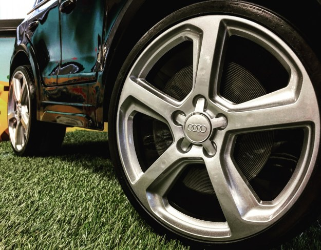 Audi Q5 électrique pour enfant