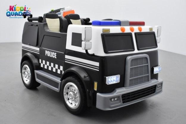 camion de police 24 volts assemblé