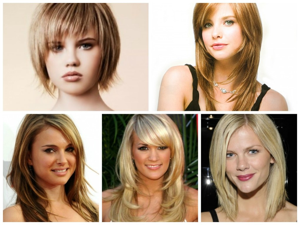 Haircuts for Face Shapes