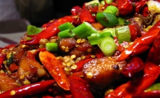 Hot and Spicy Food For Nasal Congestion