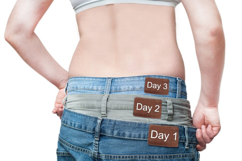 How To Lose Water Weight Safely And Quickli