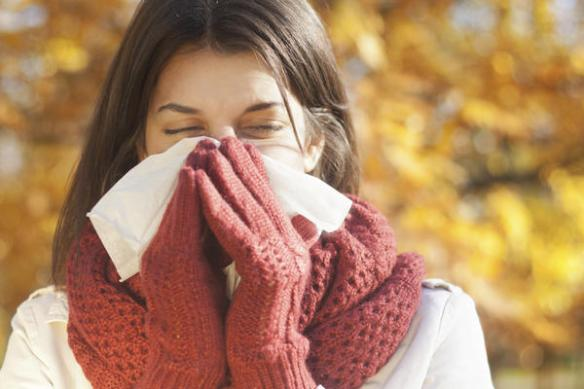 Runny Nose and Body Pain