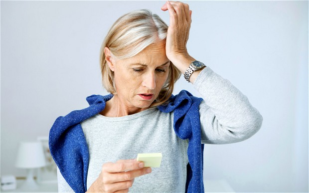 Symptoms Of Hot Flashes