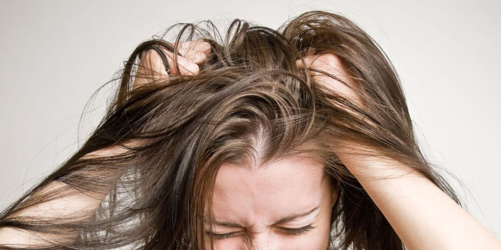 Dry And Itchy Scalp