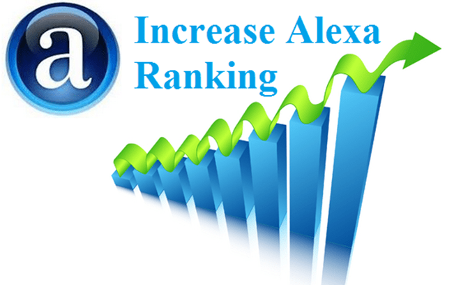 How To Increase Alexa Rank In 15 Days Quickly