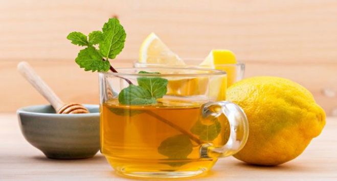 Mint and Honey For Delayed Periods