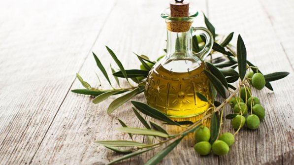 Olive Oil for Skin Rashes