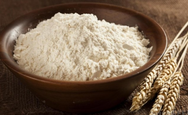 Rice Flour for Cracked Heels