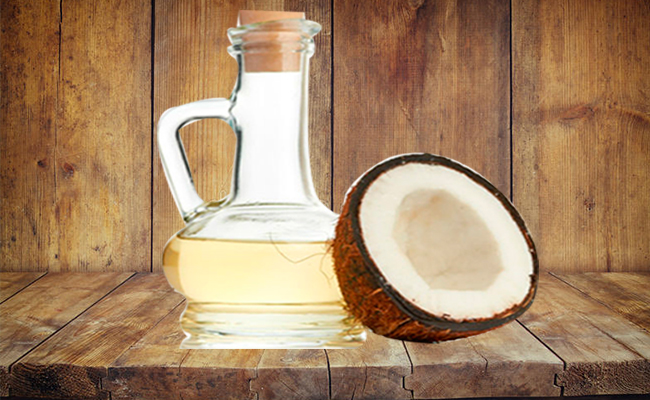 Coconut Oil for Flawless Skin