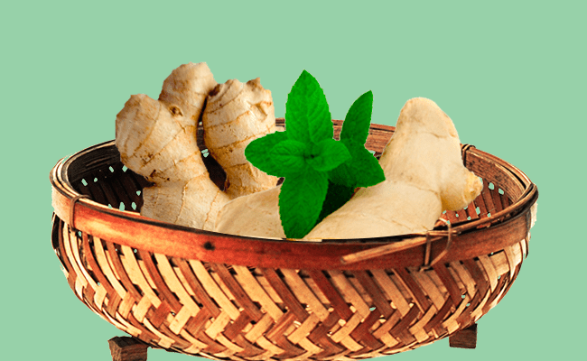 Ginger for Headache