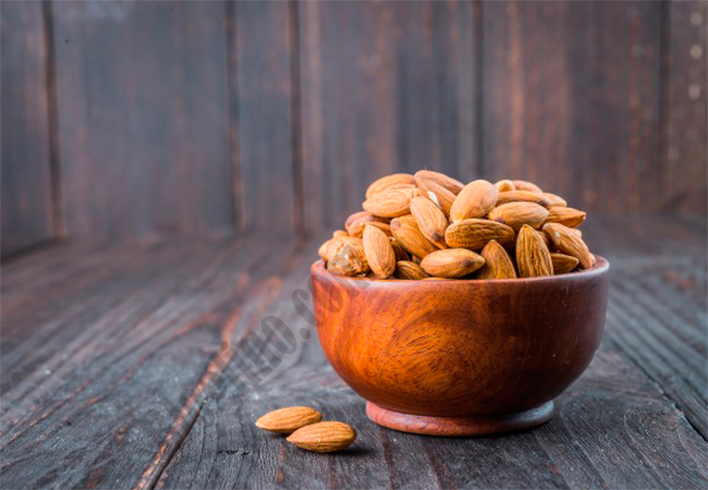 Almonds to Improve Immune System