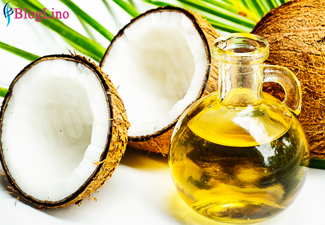 Coconut Oil for Rashes on Face