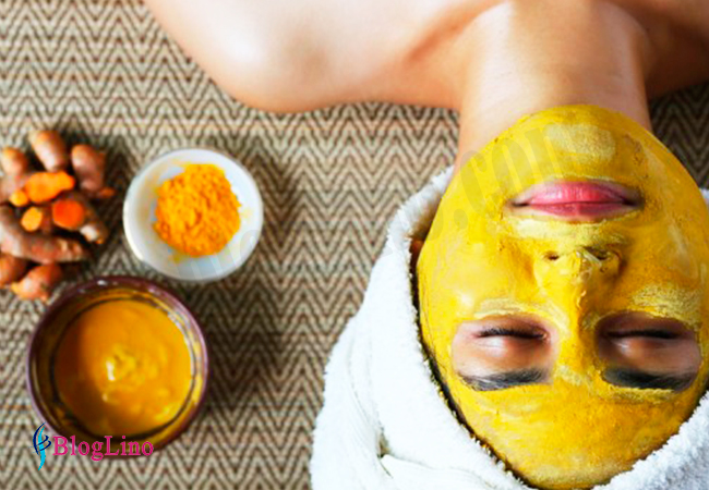 Turmeric Face Mask for Anti Aging
