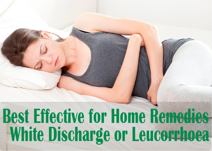 13 Best Effective Home Remedies for White Discharge or Leucorrhoea