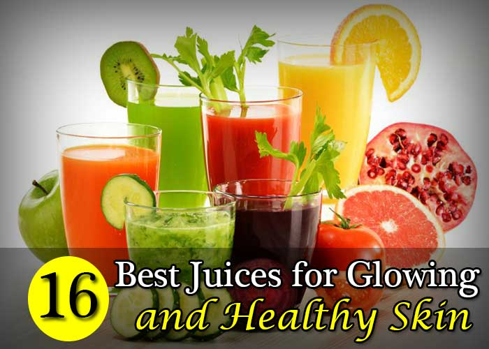 16 Best Juices for Glowing and Healthy Skin