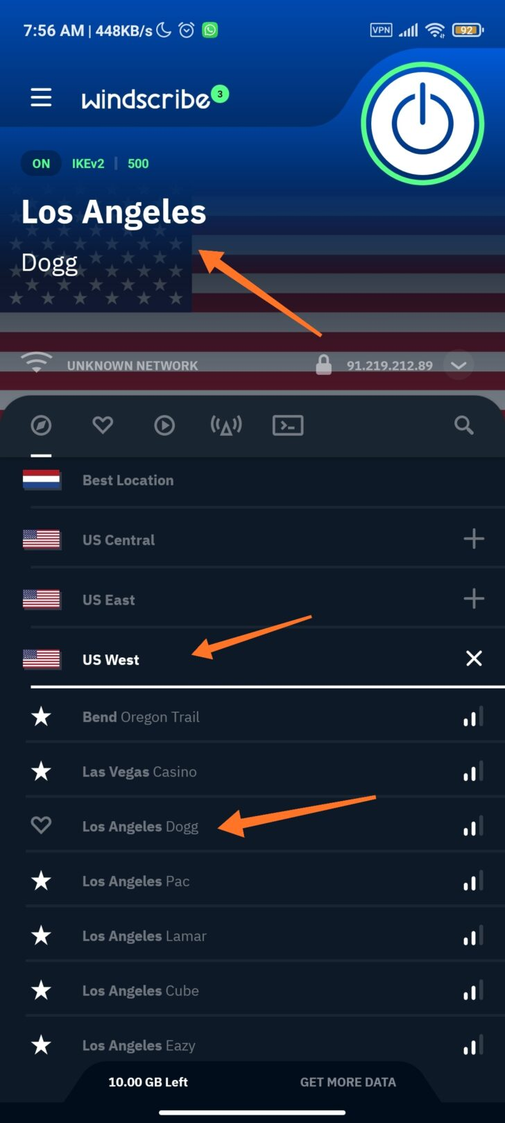How to use windscribe vpn for twitter