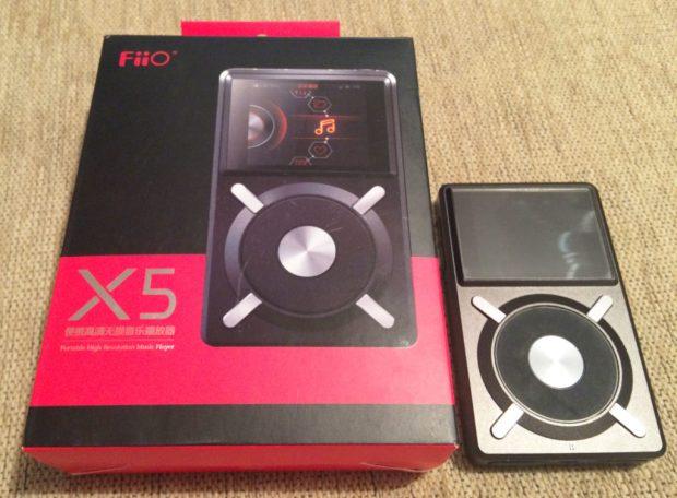 Fiio X5 DAP