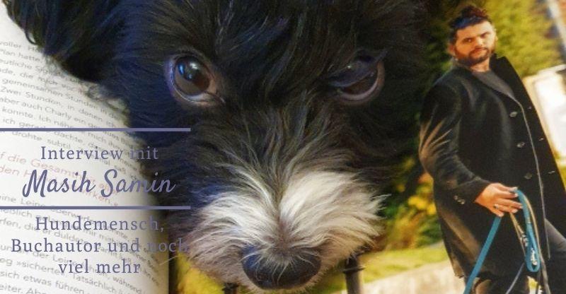 Read more about the article Interview mit Hundeverhaltenstherapeut & Buchautor Masih Samin
