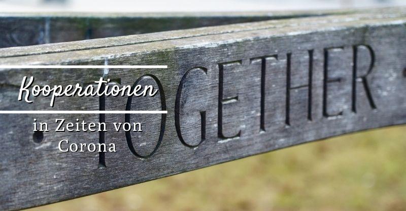 Read more about the article Kooperationen in Zeiten von Corona