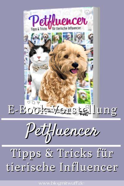 Pin Ebook Petfluencer Tipps und Tricks Pablo
