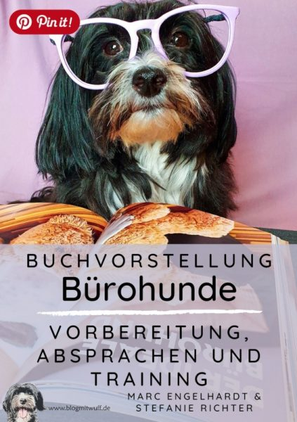 Pin it - Buch Bürohunde Kosmos Verlag