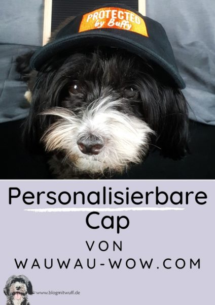 Pin zu Personalisierbare Cap von wauwau-wow.com