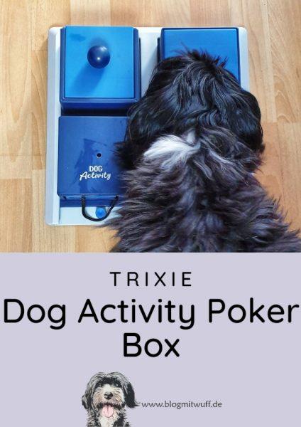 Pin zu Trixie Activity Poker Box