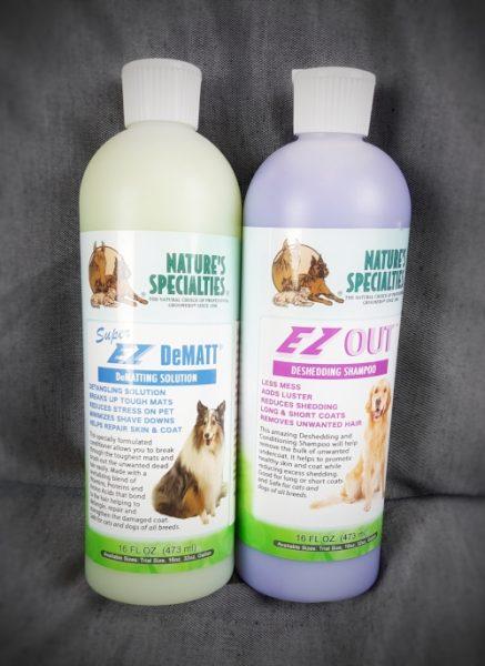 Hundeshampoo von Natures Specialties