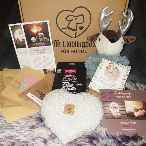 Lieblingsbox Paket Unboxing