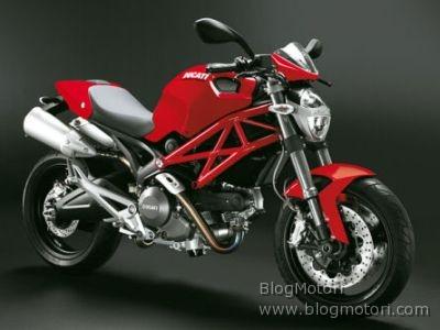 Nuovo Ducati Monster 696
