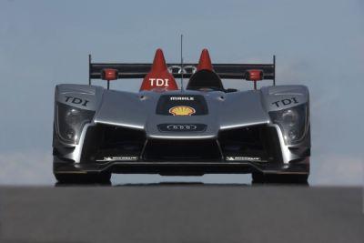 Audi R15 TDI: in pista la seconda generazione della vettura Diesel da competizione